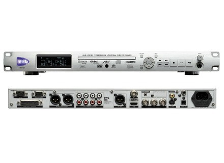 HHB UDP-89 Universal DVD/CD Player