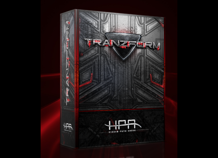 Hidden Path Audio Tranzform