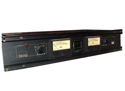 Hill Audio Ltd DX 140