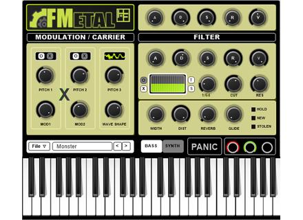 Hinton & Fairchild FMetal Synth