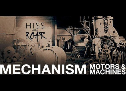 Hiss and a Roar Mechanism