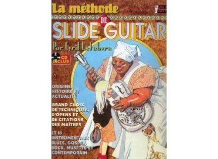 HIT Diffusion La méthode de Slide Guitar