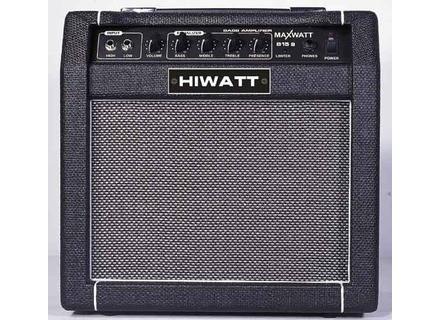 Hiwatt B15/8