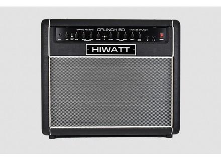 Hiwatt Crunch 50R