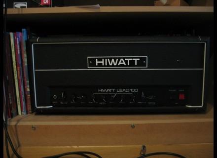 Hiwatt Lead 100