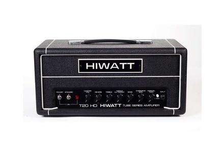 Hiwatt T20 Head
