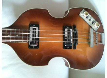 Hofner Guitars 500/1