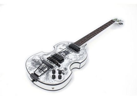 Hofner Guitars 60th Anniversary Violin Bass
