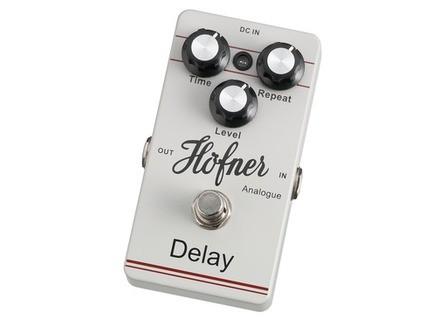 Hofner Guitars Analog delay