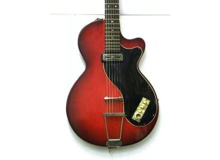 Hofner Guitars Colorama 1960-1961