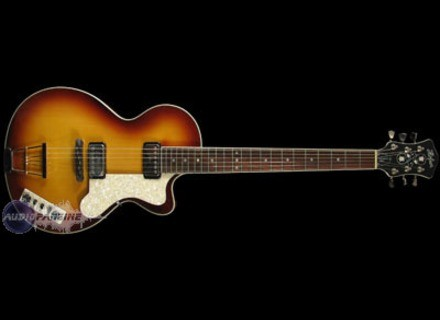 Hofner Guitars HCT-CLUB SB CONTEMPORARY