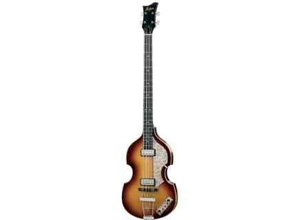 Hofner Guitars Violin Bass Mersey - Sunburst