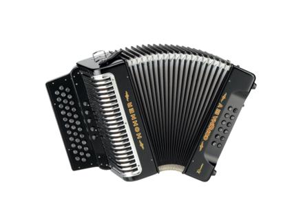 Hohner Corona III V Xtreme - Black