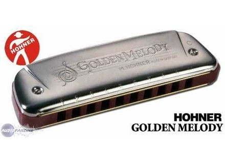 Golden Melody A Hohner