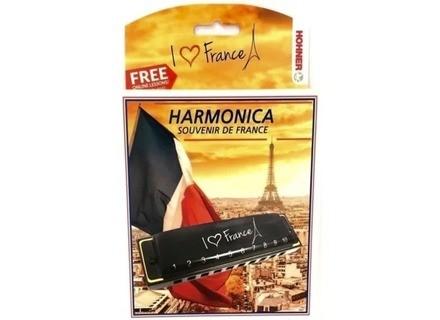 Hohner I love France
