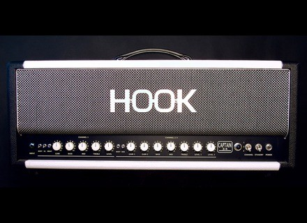 Hook Amps Captain 34