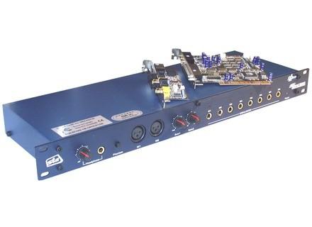 Hoontech DSP24 + ADDA2000 / DSP2000 C-Port