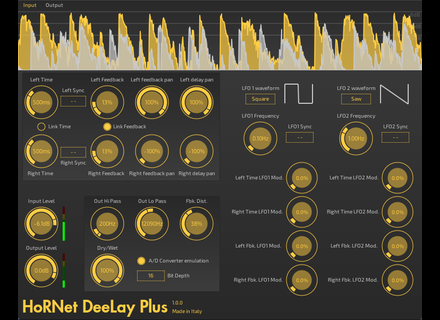 Hornet Plugins DeeLay Plus