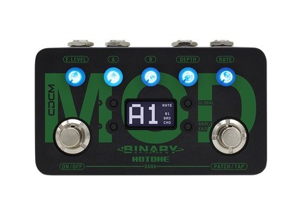 Hotone Audio Binary Mod
