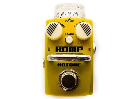 Hotone Audio Komp