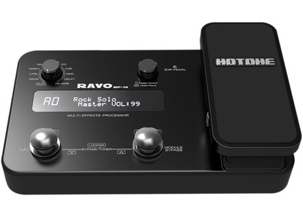 Hotone Audio Ravo MP-10