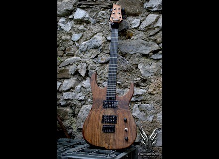 Hufschmid Guitars H6 Baritone