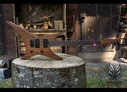 Hufschmid Guitars H6 Tantalum