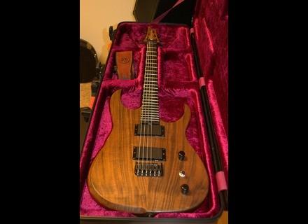Hufschmid Guitars H6 Walnut