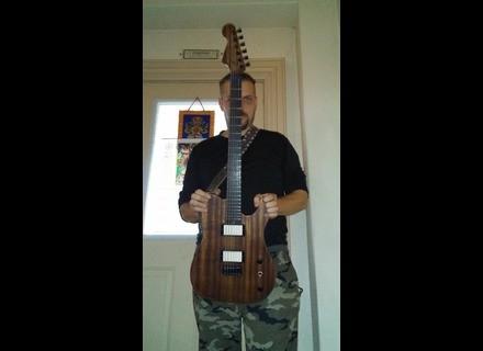 Hufschmid Guitars Tantalum H6 Telecaster Baritone