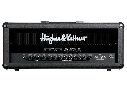 Hughes & Kettner Attax 100 Head