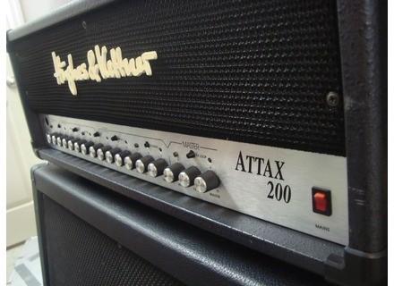 Hughes & Kettner Attax 200 Head