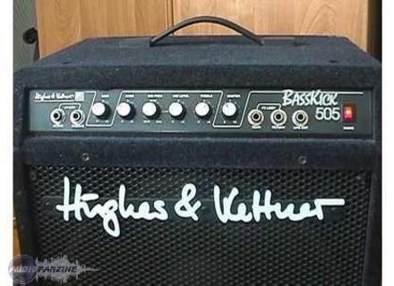 Hughes & Kettner BassKick 505