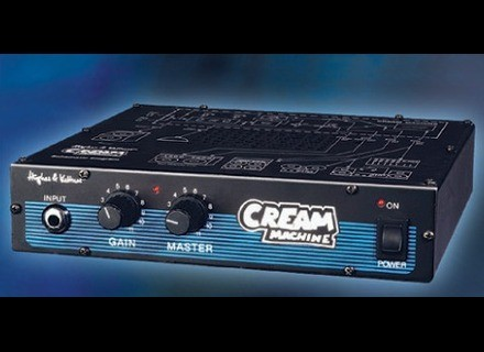 Hughes & Kettner Cream Machine