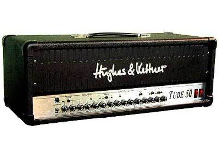 Hughes & Kettner Tube 50 Head