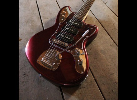 Hutchins Guitars Beachcomber