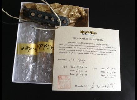 Hysteric Bar Pickups Stratocaster 54. Replica