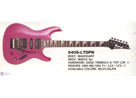 Ibanez 540SLTD