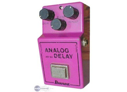 Ibanez AD-80 Analog Delay