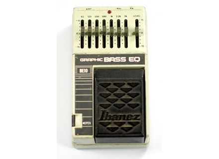 Ibanez BE10 Bass EQ