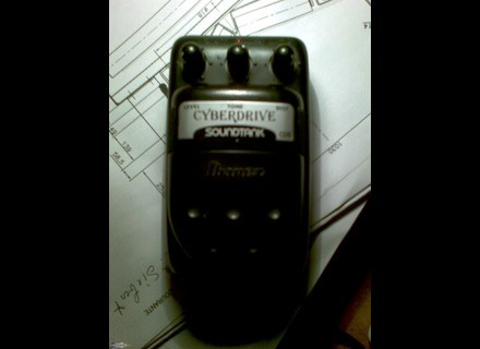 Ibanez CD5 Cyberdrive