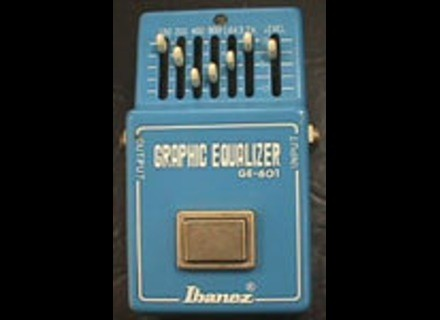 Ibanez GE-601 Graphic Equalizer