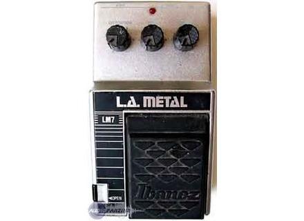 Ibanez LM7 L.A. Metal