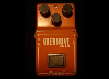 Ibanez OD-850 Overdrive (3rd issue)