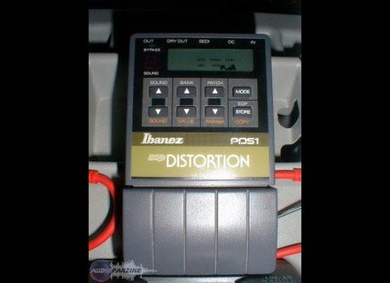 Ibanez PDS-1 Distortion