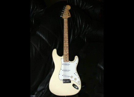 Ibanez Silver Series Stratocaster