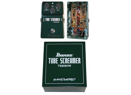 Ibanez TS808HW Hand Wired Tube Screamer