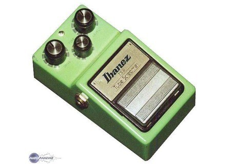 Ibanez TS9 - Monte Allums Mod