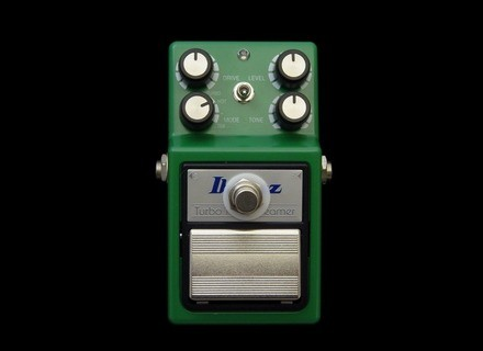 Ibanez TS9DX FLEXI-4X2 - Modded by Keeley