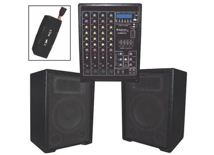 Ibiza Sound COMBO-50
