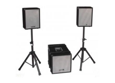 Ibiza Sound CUBE1208